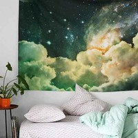 Magical Thinking Cosmo Clouds Tapestry