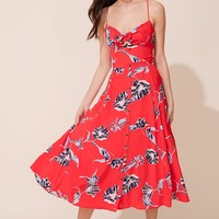 Pretty Woman Silk Dress
