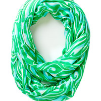 Lilly Pulitzer Riley Infinity Loop Scarf - Finders Keepers