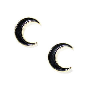 Mini Crescent Moons Twin Pin Pack