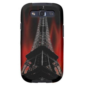 Eiffel Tower Samsung Galaxy SIII Cover