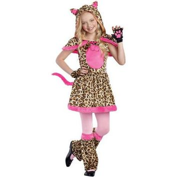 Cattitude Child Halloween Costume - Walmart.com