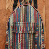 Windhorse Geo Stripe Backpack