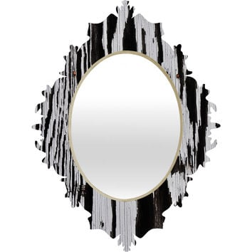 Caleb Troy Splintered Maze Baroque Mirror