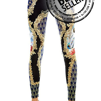 Legging estampado ángeles USA