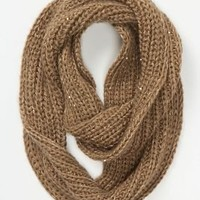 Marled Sparkle Loop - Anthropologie.com