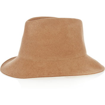 Stella McCartney - Wool-felt trilby