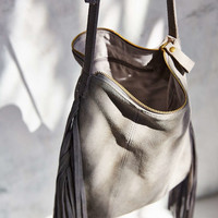 Ecote Suede Fringe Day Tote Bag - Urban Outfitters