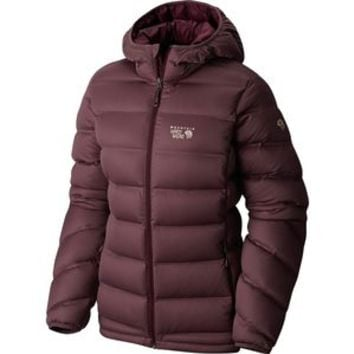 Stretchdown Hooded Down Jacket - Women's