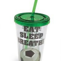 Eat Sleep Breathe Soccer Insul. Cup