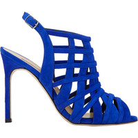 Dance2 Caged Slingback Sandals