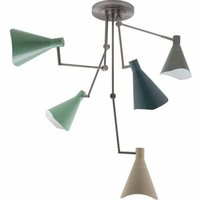 Nova Pendant - Lighting - $1102,50 - NUEVO - Chandeliers and pendants -  NY Accessories -  Furniture by Duval Group