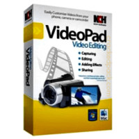 NCH VideoPad Video Editor 6.01 Crack With Registration Key (Mac) Incl Download Free
