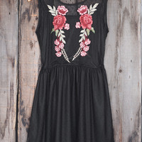 Cupshe Sweet Princess Embroidered Dress