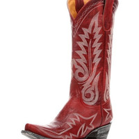 Old Gringo Nevada L175-262 Vesuvio Red Boots