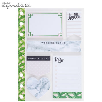 Mint To Be Fab Sticky Notes | Hobby Lobby | 1517457