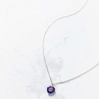Glass Bead Short Necklace - Urban Outfitters