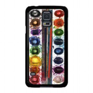 Watercolor Set for samsung galaxy s5 case