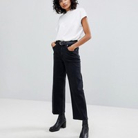Diesel Cropped Flare at asos.com