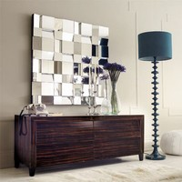 Mosaic Multi-Facet Mirror