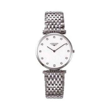 Longines La Grande Classique White Dial Stainless Steel Ladies Watch L47094176