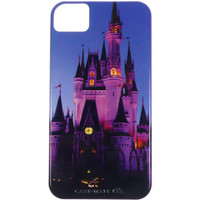 "Disney iPhone Case, Disney Princess, Cinderella castle, iPhone 4 4S, iphone hard cover, Case Mate ""Barely There"", greenpix photography"