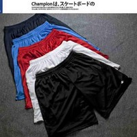 Champion New fashion women and men shorts five color