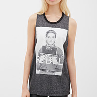 Elvis Rebel Muscle Tee