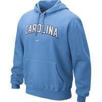 Nike Men's North Carolina Tar Heels Carolina Blue Classic Arch Fleece Hoodie - Dick's Sporting Goods