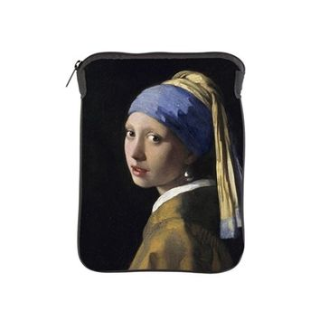 THE GIRL WITH THE PEARL EARRING (1665) IPAD SLEEVE
