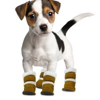 Hugs Pet Products Pugz Dog Shoes, X-Small