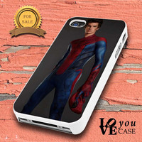 Andrew Garfield Spiderman for iphone, ipod, samsung galaxy, HTC and Nexus PHONE CASE