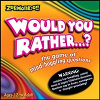 Zobmondo!! Would You Rather Boardgame: Classic Version