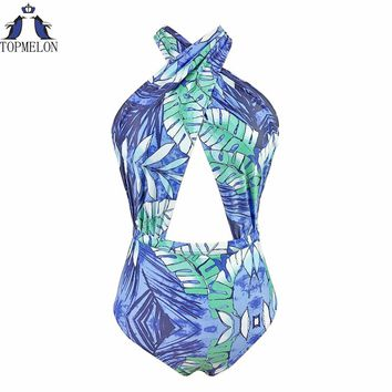 one piece swimsuit  swimwear brazilian swimwear swim suit femal bathing suit  Bandage swimming suit for women monokini swimsuit