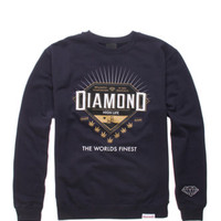 Diamond Supply Co World's Finest Crew Fleece at PacSun.com
