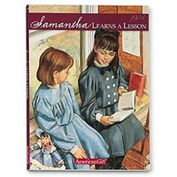 American Girl® Bookstore: Samantha Learns a Lesson - Paperback