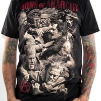 Sons Of Anarchy T-Shirt - Brawl