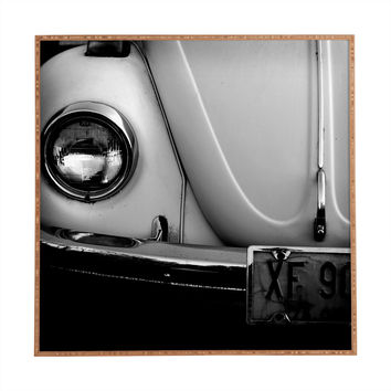 The Light Fantastic Beetle Framed Wall Art
