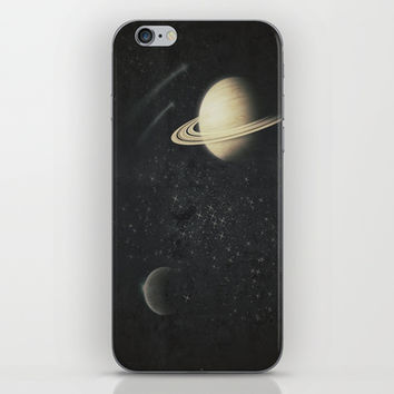 Deep Black Space iPhone & iPod Skin by DuckyB (Brandi)