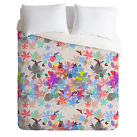 Nicole Martinez Spring And Fall Again Duvet Cover