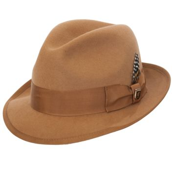 Stacy Adams Pinch Front Fedora