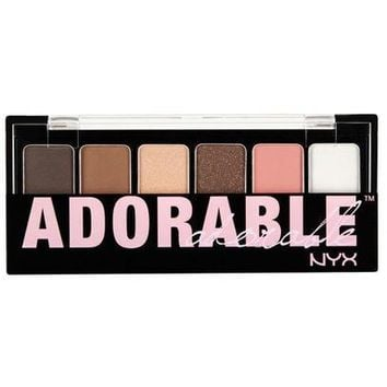 NYX Adorable Shadow Palette