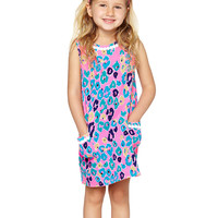 Lilly Pulitzer Girls Little Lilly Knit Shift Dress