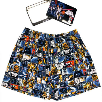 Star Wars Mens Boxer in Collectors Tin