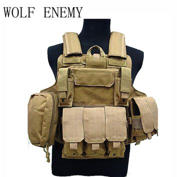 military-style Tactical Vest