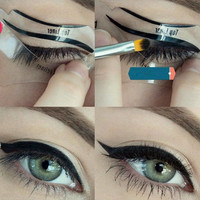 Perfect Eye Liner Template 10 Pieces