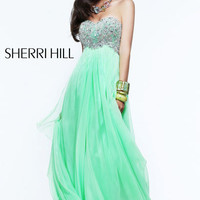 Sherri Hill - 3862 - Prom Dress - Prom Gown - 3862