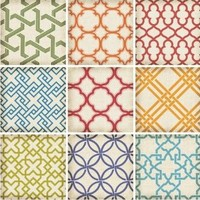Bright Patterns Tile Wall Decals - 9 pc. Set : Target