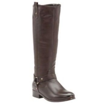 Cherokee Tall Boot In Brown by Corky's