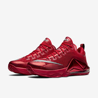 The LeBron XII Low Men's Basketball Shoe.